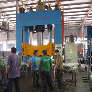 Y71K Composite LFT and GMT Hydraulic Press
