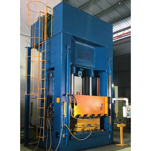 Y71K Composite LFT and GMT Hydraulic Press(1)
