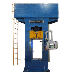 HY61 Metal hydraulic extruding press