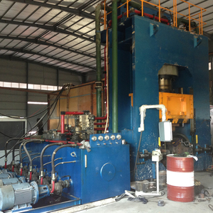 Multi-directional die forging automatic hydraulic forming press