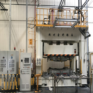 HY34 Hydraulic Press for Molding Automotive Interior Part